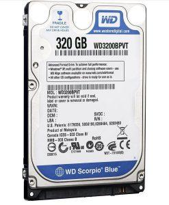 Ổ cứng HDD Seagate/WD/toshiba 320GB